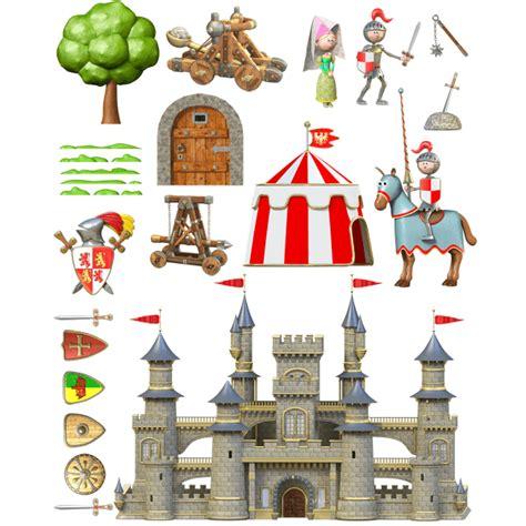 infantil de gracia caballeros medievales kit medieval