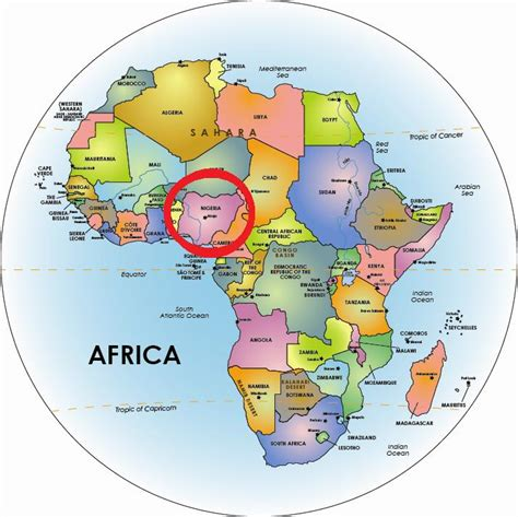 africa map nigeria nigeria map africa search engine at search