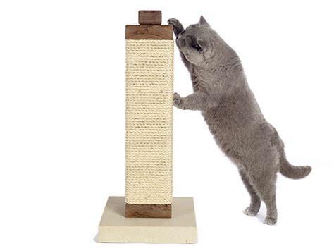 modern scratching post modern sisal cat scratching posts from charley billie