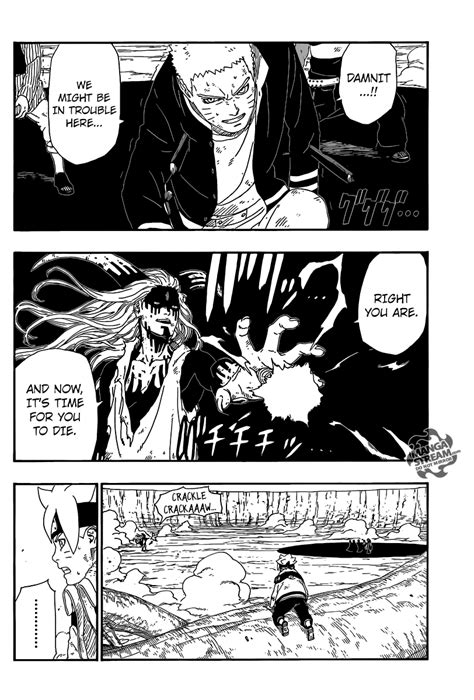 boruto latest chapter boruto 8 read boruto manga chapter 8 page 42 online