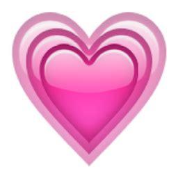 emoji iphone image gallery iphone heart emoji