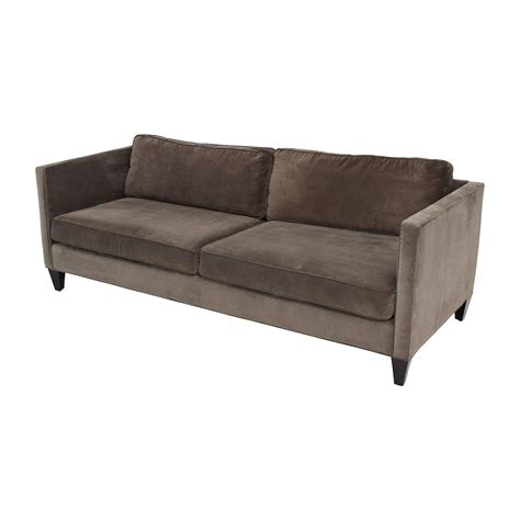 rowe mitchell sectional 76 off rowe furniture rowe furniture mitchell brown