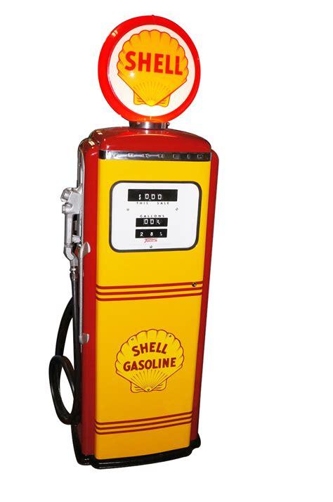 good   shell oil tokheim model
