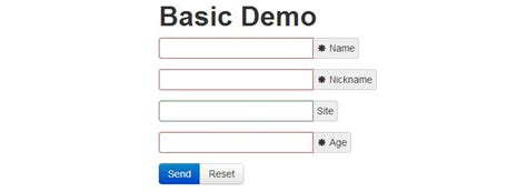jquery validation pattern attribute 15 form validation jquery plugins and libraries