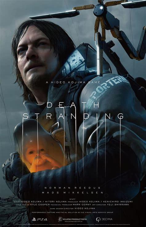 lea seydoux death stranding wallpaper death stranding nuovo trailer dal the game awards 2017