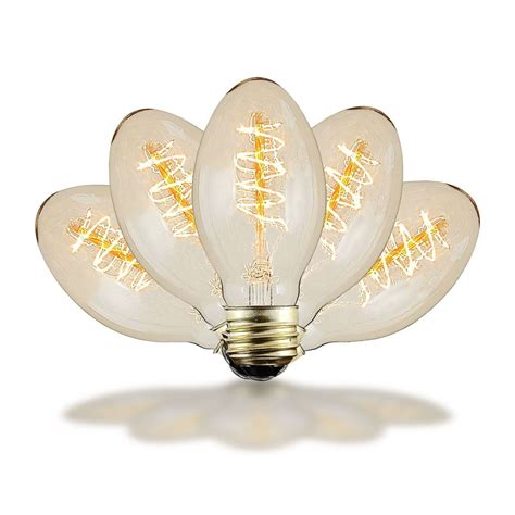 vintage light replacement bulbs buy 40w ps58 vintage edison style filament bulbs novelty