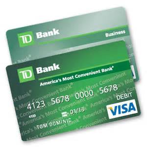 Tdbank Gift Card - td bank pushes totally flat debit cards consumerist