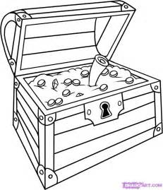 treasure chest coloring page open treasure chest coloring page az coloring pages