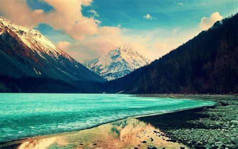 imagenes hd 4k paisajes naturaleza bosque de monta 241 a niebla paisaje del lago