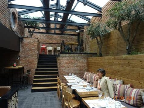terrasse couverte le restaurant et sa terrasse picture of spaghetti