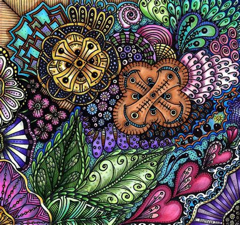 zentangle pattern packet 217 best images about zentangle art 19 colored on pinterest