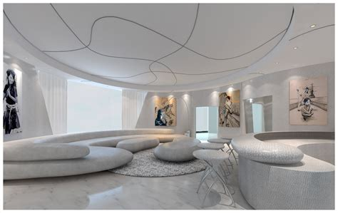 ideas and designs ultra modern interior design with curved furniture come