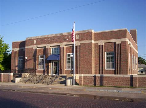 Post Office Ks by Norton Ks Post Office Photo Picture Image Kansas At