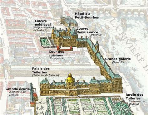 Hampton Court Palace Floor Plan by Louvre Palace Wikipedia