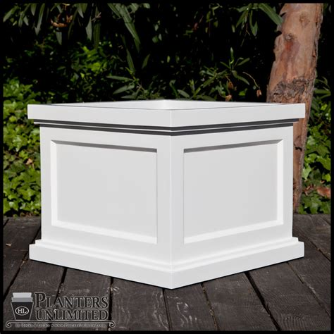 square outdoor planters keswick square garden planters large patio planters for