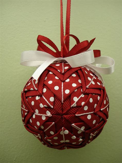Handmade Ornaments For - craft ideas ornament tutorial