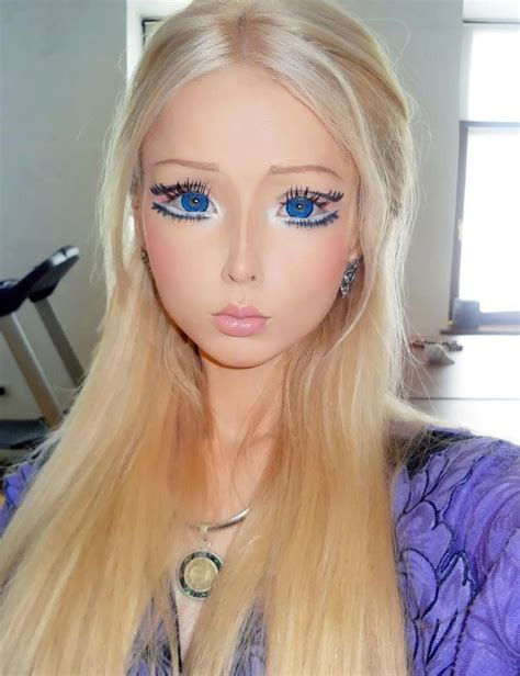 human barbie doll 20 photos of real life barbie valeria lukyanova the last