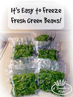 1000 ideas about frozen green beans on pinterest