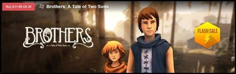 A Tale Of 2 Sales by Brothers A Tale Of Two Sons Flash Sale Steam Redeemable