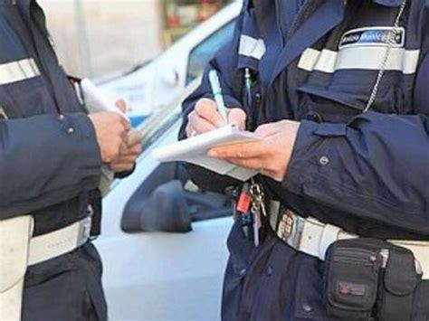 polizia municipale ufficio verbali reggio calabria controlli della polizia municipale