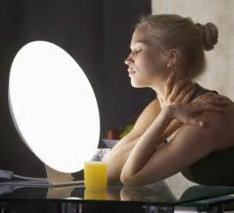 innosol contemporary sad light therapy lightbox l