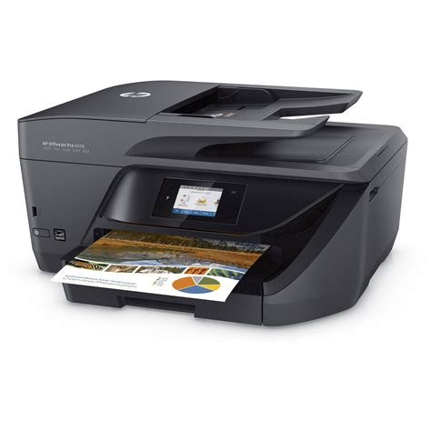 Printer Hp Officejet All In One hp officejet pro 6978 all in one inkjet printer t0f29a b1h b h