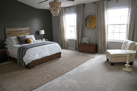 where to place a rug in a bedroom accessorize and organize april 2011