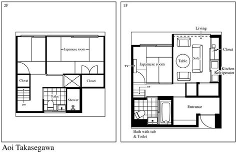 47 best images about floorplans on japanese