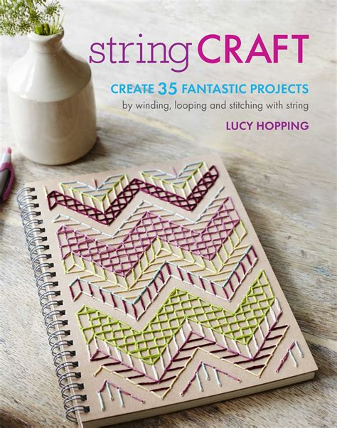 String Books - string craft book by hopping official publisher