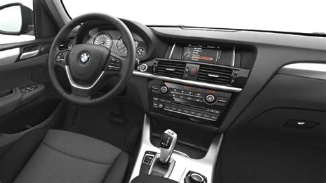 bmw x3 2014 dimensions boot space and interior