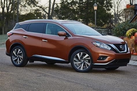 nissan suv 2015 used 2015 nissan murano pricing features edmunds