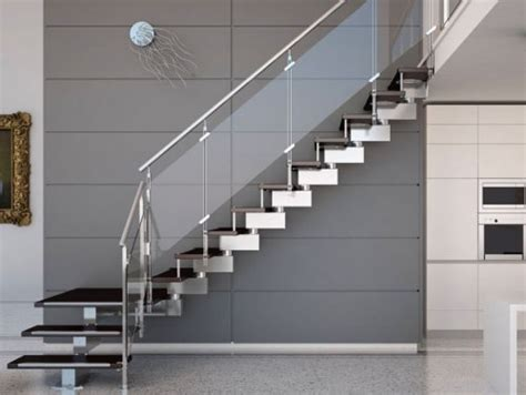 model tangga rumah 4 inspirasi tangga rumah minimalis 2 lantai modern