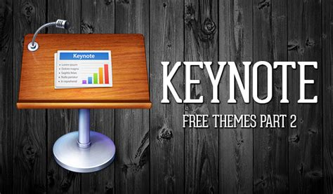 Keynote Technical Themes | keynote technical themes five resources for keynote themes
