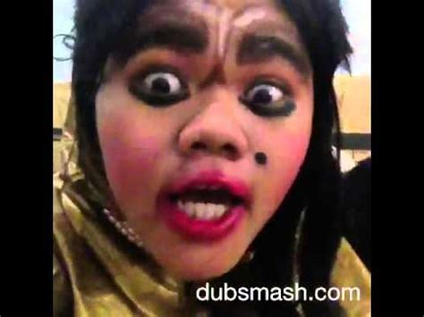 tutorial alis indonesia dubsmash indonesia alis tebal setrooooooong youtube