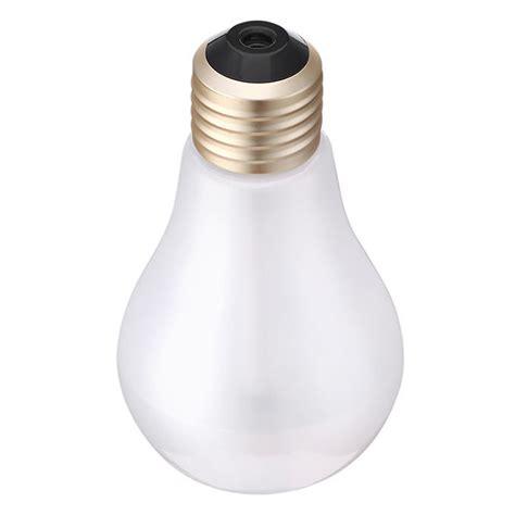 Light Humidifier colorful usb light mini bulb humidifier air purifier diffuser lonizer atomizer ebay