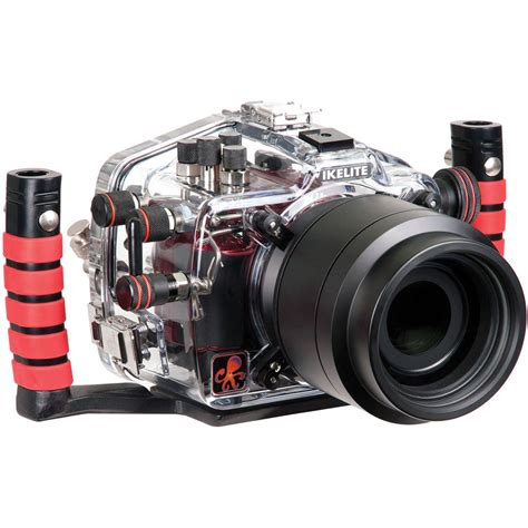 ikelite underwater housing  nikon  dslr camera