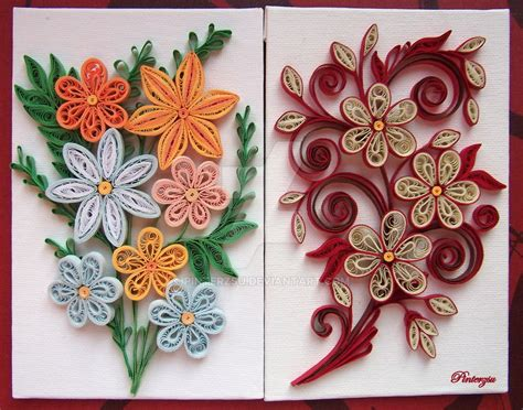 Paper Quilling - paper quilling flowers www imgkid the image kid