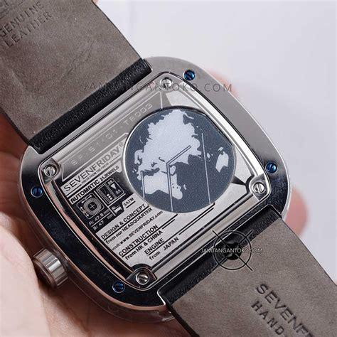 Sale Jam Tangan Pria Seven Friday jam tangan sevenfriday s series s1 01 clone original