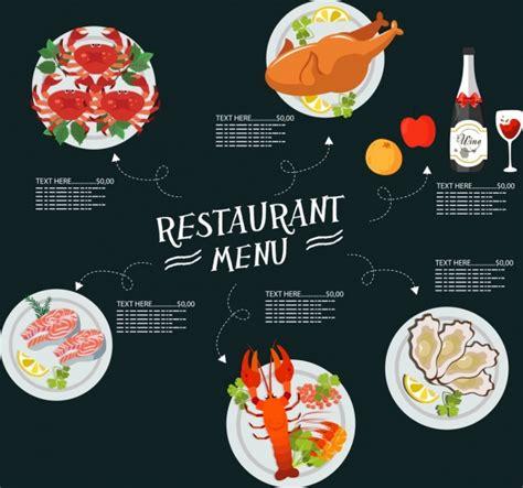 14 menu templates free download images restaurant menu