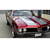 For Sale Oldsmobile 1969 Cutlass Convertible 442  YouTube