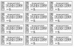 Coupon Template For Pages coupons coloring
