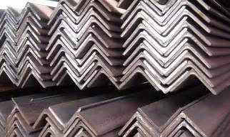 precious steel angle bars