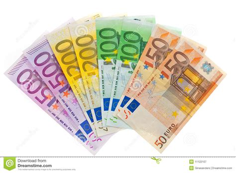 argent de l union europ 233 enne devise photographie
