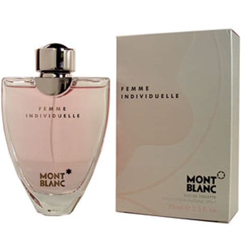 On Sale Parfum Mont Blanc Individual Kw 1 Ekslusif authentic femme individuelle perfume by mont blanc 2 5 oz