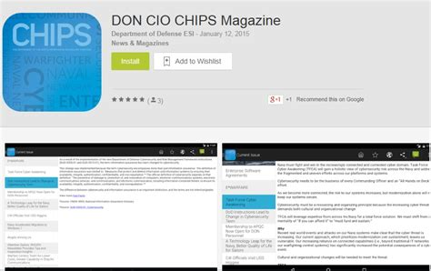 Chip Mobile Edition Now Available by Dod Esi
