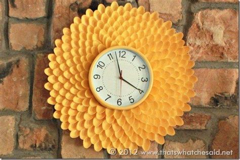 cara membuat jam dinding berputar terbalik cuma modal mau doang 9 kreasi jam dinding ini bisa kamu