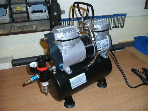 Lackieren Kompressor Anleitung empfehlung airbrushkompressor werkzeuge