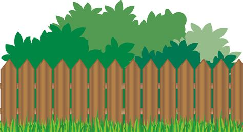 fence clip fens clipart clipground