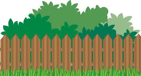backyard clip art clip art fence clipart best