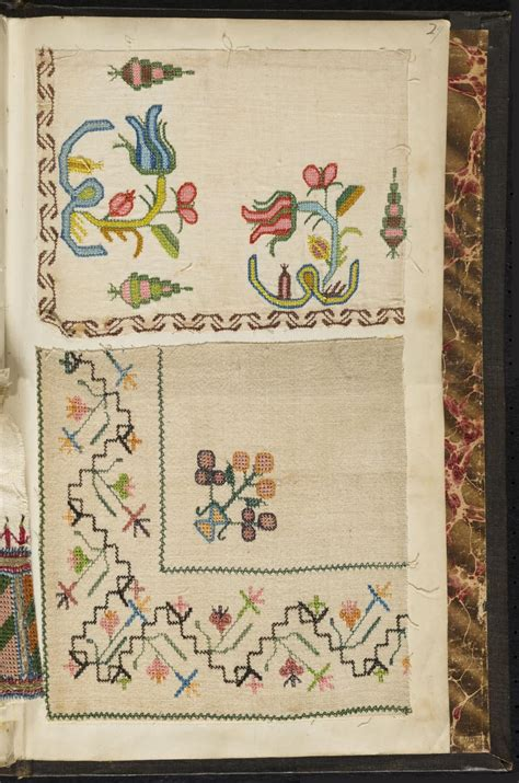 embroidery muster embroidery sle book embroidery sle book maison